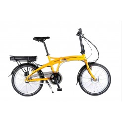 Altec Stroke E-Bike Vouwfiets 20 inch Orange 375Wh