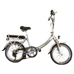 e-4motion elektrische vouwfiets model Maxi Plus 20""